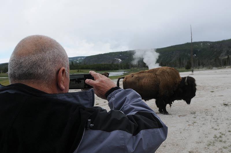 Yellowstone Tour Photography
